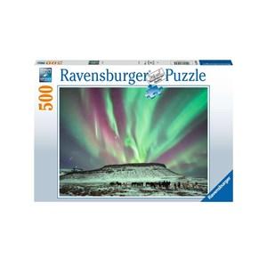 """Ravensburger (89489) - """"Aurore Boreale"""" - 500 pièces"""