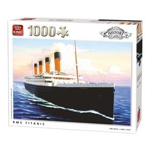 "King International (05621) - ""RMS Titanic"" - 1000 pièces"