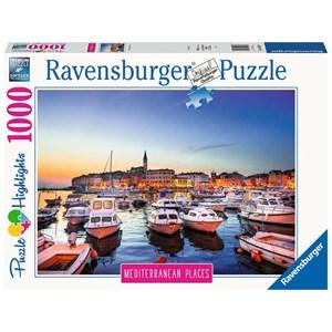 """Ravensburger (14979) - """"Croatia"""" - 1000 pièces"""