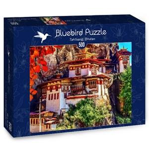 """Bluebird Puzzle (70013) - """"Taktsang, Bhutan"""" - 500 pièces"""