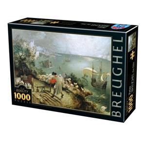 "D-Toys (75826) - Pieter Brueghel the Elder: ""Pieter Brueghel"" - 1000 pièces"