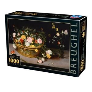 "D-Toys (75833) - Pieter Brueghel the Elder: ""Pieter Brueghel"" - 1000 pièces"