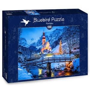 "Bluebird Puzzle (70269) - ""Ramsau"" - 1000 pièces"