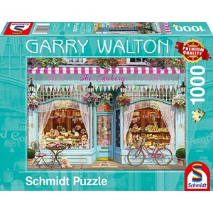 "Schmidt Spiele (59603) - Garry Walton: ""Bakery"" - 1000 pièces"