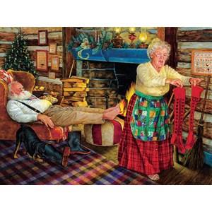"""SunsOut (44626) - Susan Brabeau: """"The Warm Scent of Home"""" - 1000 pièces"""