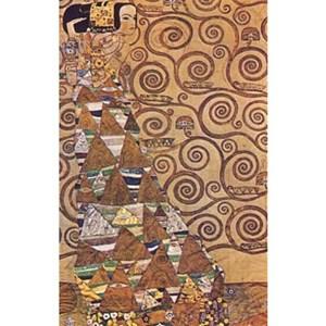 """Impronte Edizioni (232) - Gustav Klimt: """"L'Attente"""" - 1000 pièces"""