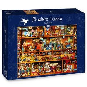 """Bluebird Puzzle (70215) - Gabriel Gressie: """"Toys Tale"""" - 1000 pièces"""