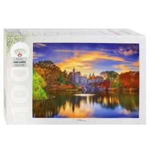 """Step Puzzle (79138) - """"Belvedere Castle, Central Park, Manhattan"""" - 1000 pièces"""