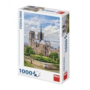 """Dino (53274) - """"Cathédrale Notre-Dame de Paris"""" - 1000 pièces"""