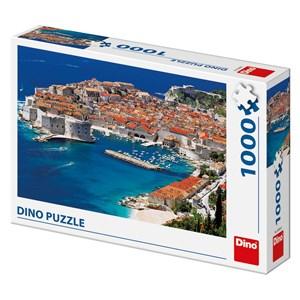 "Dino (53266) - ""Dubrovnik, Croatie"" - 1000 pièces"