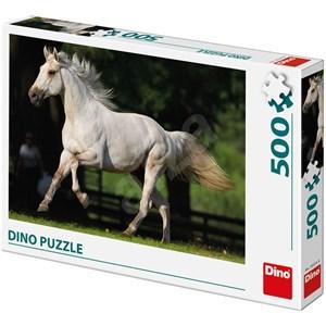 "Dino (50233) - ""Cheval Blanc"" - 500 pièces"