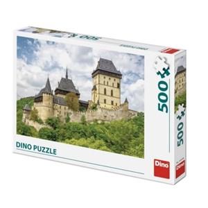 """Dino (50240) - """"Karlstein Castle"""" - 500 pièces"""
