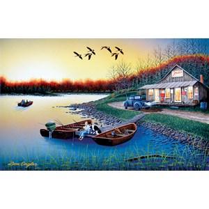 """SunsOut (60370) - Don Engler: """"Jack's Place"""" - 550 pièces"""