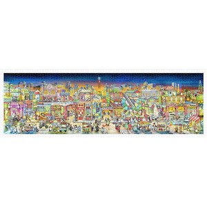 """Pintoo (h2024) - Tom Parker: """"Taipei City"""" - 2000 pièces"""