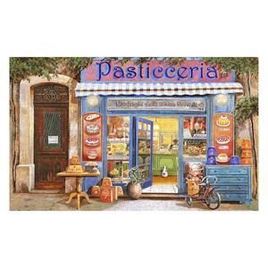 "Pintoo (h1998) - Guido Borelli: ""Pastry Shop"" - 1000 pièces"