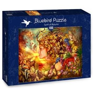"Bluebird Puzzle (70180) - Ciro Marchetti: ""Spirit of Autumn"" - 1000 pièces"