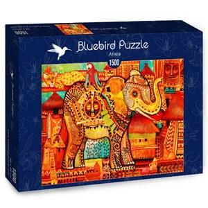 """Bluebird Puzzle (70413) - Oxana Zaika: """"Africa"""" - 1500 pièces"""