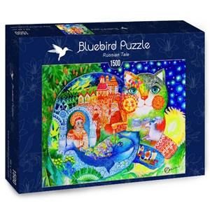 "Bluebird Puzzle (70411) - Oxana Zaika: ""Russian Tale"" - 1500 pièces"
