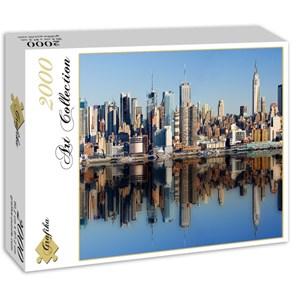 "Grafika (00645) - ""New-York City"" - 2000 pièces"