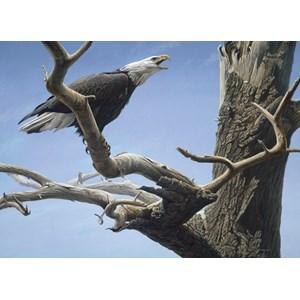 "Cobble Hill (85059) - Robert Bateman: ""Call of the Wild"" - 500 pièces"