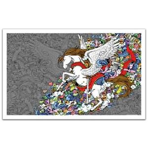 "Pintoo (h1673) - ""Pegasus"" - 1000 pièces"