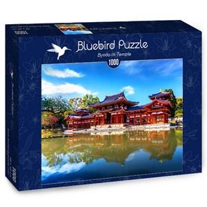 "Bluebird Puzzle (70268) - ""Byodo-In Temple"" - 1000 pièces"