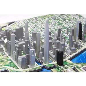 """4D Cityscape (40014) - """"Chicago"""" - 950 pièces"""