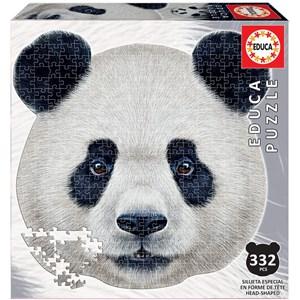"Educa (18476) - ""Panda Face"" - 353 pièces"