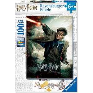 "Ravensburger (12869) - ""Harry Potter"" - 100 pièces"