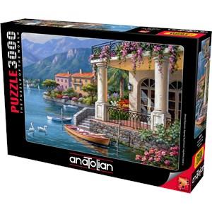 "Anatolian (4915) - Sung Kim: ""Villa on the Bay"" - 3000 pièces"