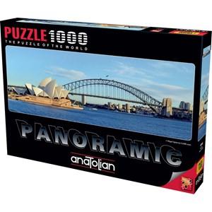 "Anatolian (1044) - Nigel Hemming: ""Sydney"" - 1000 pièces"