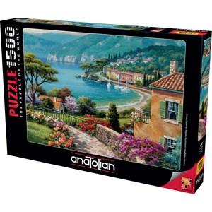 "Anatolian (4547) - Sung Kim: ""Lakeside"" - 1500 pièces"
