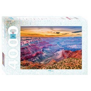 """Step Puzzle (85411) - """"The Grand Canyon"""" - 4000 pièces"""
