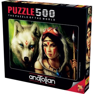 "Anatolian (3600) - ""Warrior Princess"" - 500 pièces"