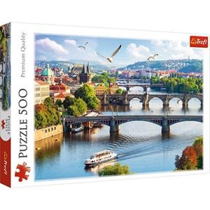 """Trefl (37382) - """"Prague"""" - 500 pièces"""