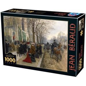 "D-Toys (75741) - ""Jean Béraud"" - 1000 pièces"
