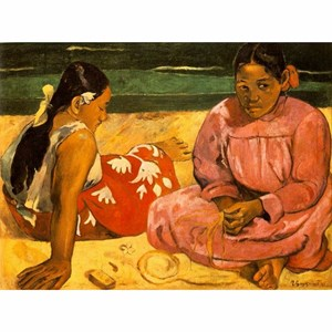 """D-Toys (76465) - Paul Gauguin: """"Femmes de Tahiti"""" - 1000 pièces"""