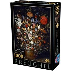 "D-Toys (75840) - Pieter Brueghel the Elder: ""Pieter Brueghel"" - 1000 pièces"