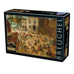 "D-Toys (75857) - Pieter Brueghel the Elder: ""Pieter Brueghel"" - 1000 pièces"