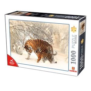 """Deico (75987) - """"Tigers"""" - 1000 pièces"""
