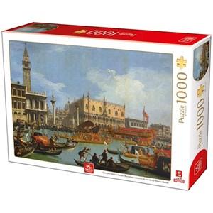 """Deico (76687) - """"Canaletto, Venise"""" - 1000 pièces"""