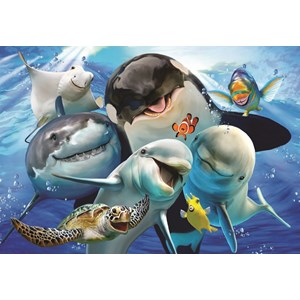 "Anatolian (3585) - ""Ocean Selfie"" - 500 pièces"