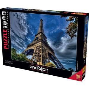 """Anatolian (1080) - """"Tour Eiffel"""" - 1000 pièces"""