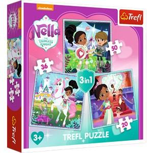 """Trefl (34835) - """"Nella"""" - 20 36 50 pièces"""