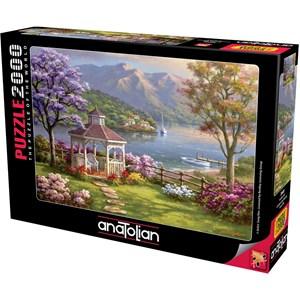 "Anatolian (3949) - Sung Kim: ""Crystal Lake Retreat"" - 2000 pièces"