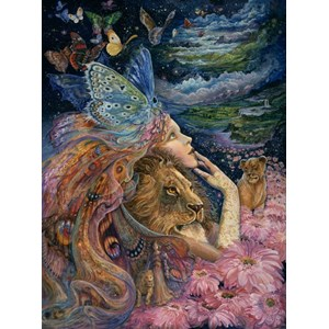 """Grafika (00908) - Josephine Wall: """"Heart and Soul"""" - 2000 pièces"""