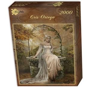 "Grafika (00943) - Cris Ortega: ""The Well of my Desires"" - 2000 pièces"