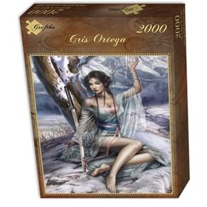 "Grafika (00945) - Cris Ortega: ""Frozen"" - 2000 pièces"