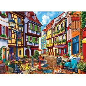 "Anatolian (3614) - Marty H. Segelbaum: ""Cobblestone Alley"" - 500 pièces"
