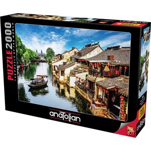 "Anatolian (3945) - ""Xitang Ancient Town"" - 2000 pièces"